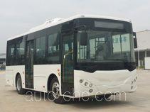 华中牌WH6820GBEV型纯电动城市客车