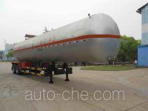 Siliu WHC9330GRQ flammable gas tank trailer