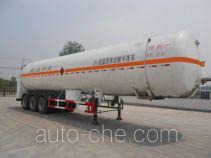 Siliu WHC9400GDY cryogenic liquid tank semi-trailer