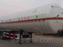 Siliu WHC9400GDY1 cryogenic liquid tank semi-trailer