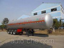 Siliu WHC9400GRQ flammable gas tank trailer