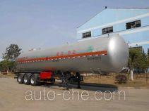 Siliu WHC9405GYQ liquefied gas tank trailer