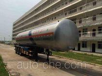 Siliu WHC9406GYQ liquefied gas tank trailer