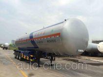 Siliu WHC9407GYQ liquefied gas tank trailer