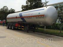 Siliu WHC9409GYQ3 liquefied gas tank trailer