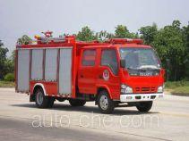 Yunhe WHG5070GXFSG20 fire tank truck