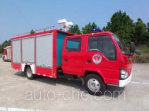 Yunhe WHG5070TXFGQ16 gas fire engine