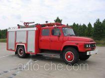 Yunhe WHG5090GXFPM32 foam fire engine
