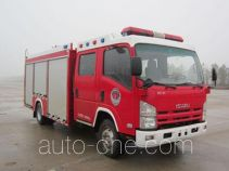 Yunhe WHG5100GXFPM35 foam fire engine