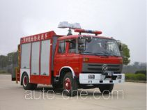 Yunhe WHG5111TXFJY80 fire rescue vehicle