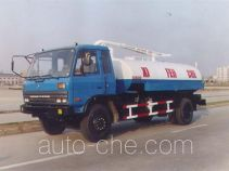 Yunhe WHG5140GXEE suction truck