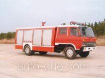 Yunhe WHG5140GXFSG50 fire tank truck