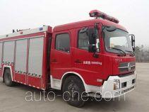 云鹤牌WHG5160GXFPM60/T型泡沫消防车