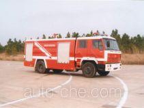 Yunhe WHG5160GXFSG55 fire tank truck