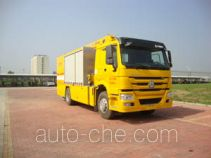 Yunhe WHG5160TPS high flow emergency drainage and water supply vehicle