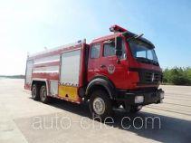 Yunhe WHG5250GXFSG100/G fire tank truck