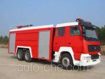 Yunhe WHG5290GXFPM150 foam fire engine