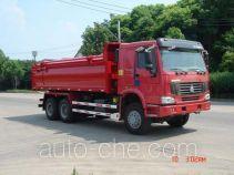 Chuxing WHZ5253ZFLZ bulk powder sealed dump truck