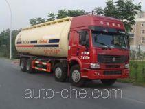 Chuxing WHZ5312GFLZ3 low-density bulk powder transport tank truck