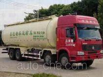 楚星牌WHZ5314GFLZ1型粉粒物料运输车