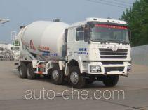 楚星牌WHZ5316GJBS型混凝土搅拌运输车