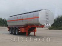 Chuxing WHZ9400GRY flammable liquid tank trailer