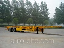 Junwang WJM9351TJZG container carrier vehicle