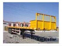 Junwang WJM9390TD flatbed trailer