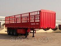 Junwang WJM9400CCY stake trailer