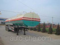 Junwang WJM9400GYY oil tank trailer