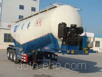 Junwang WJM9401GXH ash transport trailer