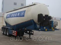 Junwang WJM9405GFL medium density bulk powder transport trailer