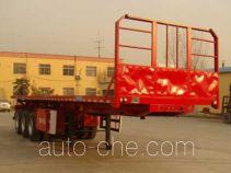 Junwang WJM9405ZZXP flatbed dump trailer