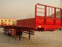 Junwang WJM9407ZZXP flatbed dump trailer