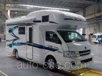 佰斯威牌WK5031XLJZA5型旅居车
