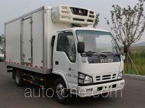 BSW WK5070XLCEKC34 refrigerated truck