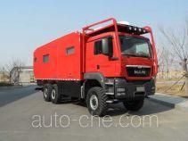 佰斯威牌WK5200XLJEB4型旅居车