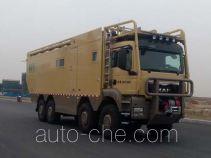 佰斯威牌WK5250XLJEB4型旅居车