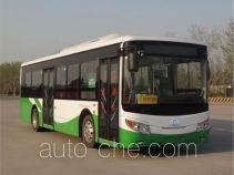 佰斯威牌WK6100UREV1型纯电动城市客车
