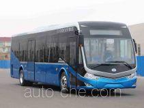 佰斯威牌WK6120UREV1型纯电动城市客车