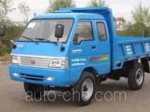 Wuzheng WAW WL2810PD2A low-speed dump truck