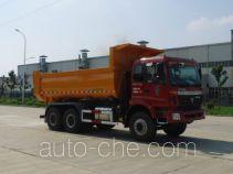 瑞江牌WL3250BJ38型自卸汽车