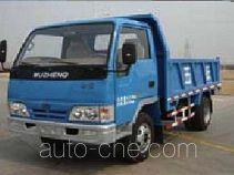 五征牌WL4015DA型自卸低速货车