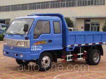 五征牌WL4015PD3A型自卸低速货车