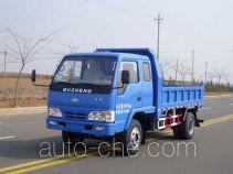 Wuzheng WAW WL4020PD1A low-speed dump truck