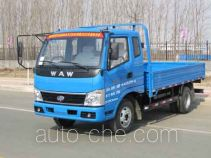 Wuzheng WAW WL4020PD6 low-speed dump truck