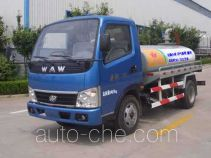Wuzheng WAW WL4025G1 low-speed tank truck