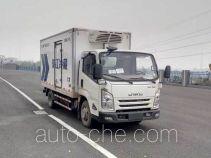 RJST Ruijiang WL5044XLCJX34 автофургон рефрижератор