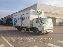 RJST Ruijiang WL5100XLCQL52 refrigerated truck