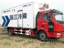 瑞江牌WL5160XLCCA58型冷藏车